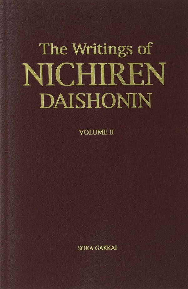 """The Writings of Nichiren Daishonin"", Vol. 2"