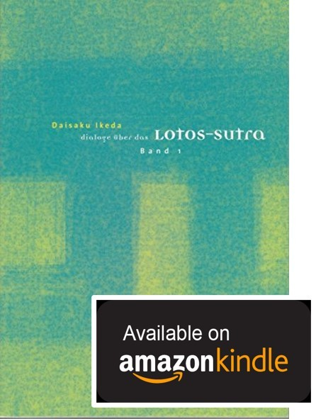 "KINDLE-EBOOK: ""Dialoge über das Lotos-Sutra"", Bd. 1"